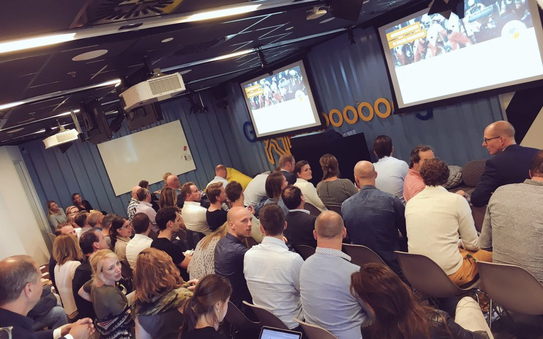 Presentatie: 'Upper funnel' marketing trends