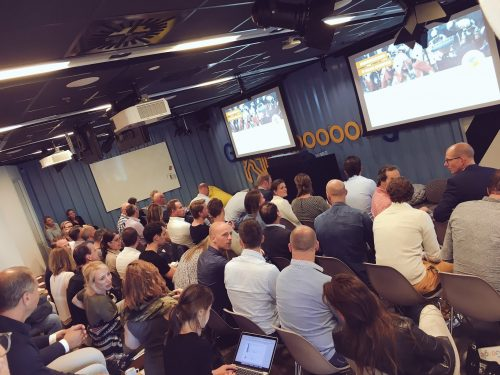 Presentatie: 'Upper funnel' marketing trends