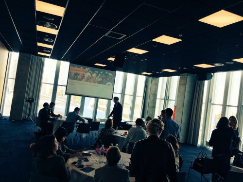 Randstad Masterclass Search voor internationale marketing directeuren