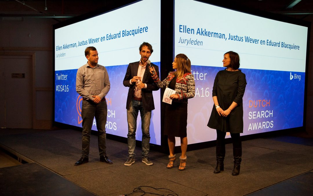 Jurylid eerste Dutch Search Awards